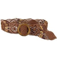 Cronyism vintage knitted belt wide belt decoration all-match fashion cutout female belt cummerbund female ultra wide
