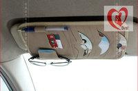 Car cd folder sun-shading board cover car cd sun-shading board clip car cd bag car cd storage auto supplies  Free Shipping