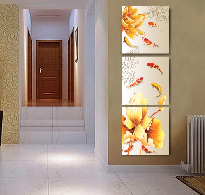 Wall art koop goedkoop wall art van chinese wall art leveranciers bij shenzhen beautylife co - Moderne entree decoratie ...