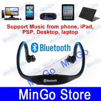 Sport headphone Wireless headphone  Stero  headphone Music Bluetooth In-ear Headphone for you phone iPad PSP desktop and laptop