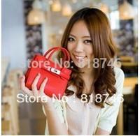 2014 candy neon color cute mini bags platinum handbag shoulder bags YR0132