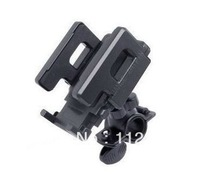 Free Shipping Bicycle Holder For CellPhone 4 4s 3g 3gs/MP3/MP4/GPS Touch Many Mobile Phone