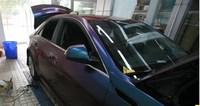 Coincidentally matt purplish blue chameleon film car body chameleon indigo  1M/ 30M a roll