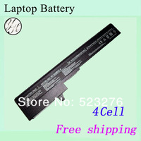 Hot sale Laptop battery For Clevo M720BAT-4  M720SBAT-4   M72 M720