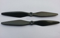 Free Shipping 2pair 1038 DJI Carbon fiber CW/CCW propeller 8MM shaft for DJI XA 2212 motor