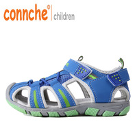 Connche2013 small child casual shoes sports sandals children sandals shoes