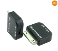 Micro USB Female to 30pin for samsung galaxy tab P1000 7500 7510 7300 adapter free shipping ap004