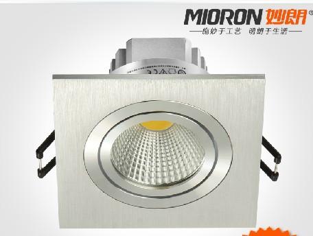 Светодиодный светильник HL 3W Downlight , COB Downlight 3w led downlight mantra downlight