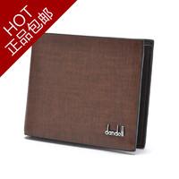 Male wallet short design cowhide wallet Men wallet multi card holder 808