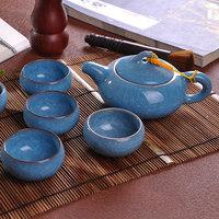 Tea set ceramic set tureen kung fu tea cup teapot tea set