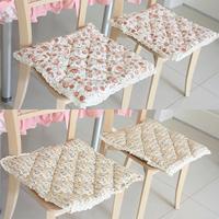 Free Shipping Home sweet fabric cushion dining chair cushion chair pad lacing 3