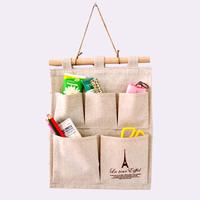 Hearts . zakka fluid storage bag door after the wardrobe waterproof double layer storage bag for 1 pcs