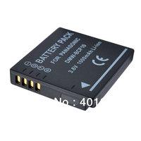 New Battery for Panasonic DMC-FS30 DMC-FH22 DMC-FX70GK CGA-S/106C CGA-S/106D CGA-S/106B CGA-S009E DMC-FX40 DMC-FS25 DMC-FS11