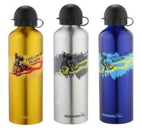 2012 Cycling Bike Sports Bicycle 750ml Aluminum Alloy Water Bottle 3 choose