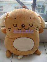 Free Shipping Pillow gift biscuits dog cartoon cushion pillow car lumbar pillow Large