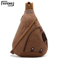 new fashion vintage designer handbag shoulder messenger bags chest bag for men, retail and wholesale, free shipping YF9001