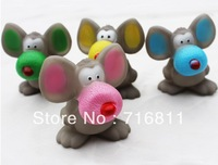New arrival! Cute Big Eared Mouse Cat Toy, Dog Sound Toy, Molar Tooth Cleaning for cats