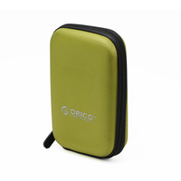 "ORICO Portable Carry Sleeve Case/Bag/Cover Pouch For 2.5"" HDD/Hard Drive Disk Green"