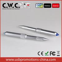 Pen shaped pendrives 1GB 2GB 4GB 8GB 16GB 32GB 64GB Hongkong post Free Shipping