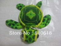 Free Shipping Cute Big Eye Sea Turtle Plush Toy Pendant Children Gift Car Home Decor Promotion Gifts