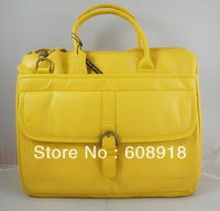 Top Grade Pig Nappa Leather, Low price Ladies bag, 2012 Fashion hand bag, multi-use leather bag