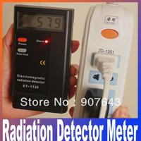 High Quality DT-1130 Digital Electromagnetic Radiation Detector Sensor Indicator EMF Meter Tester 50Hz~2000MHz Free Shipping!