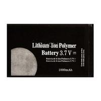 Mobile Phone 1000mAh Battery Backup Battery for LG KF300 KS360