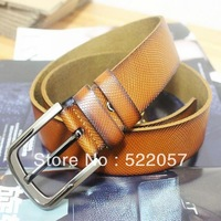 Leather Belt Men Belt Women Belt leather floor 257-4Free shipping