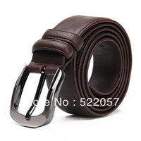 Classic men's leather belts leather fashion lines tide leisure leather belt HY02Free shipping
