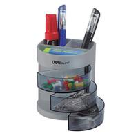 Lackadaisical 9147 multifunctional pen multifunctional plastic circle pen office pen