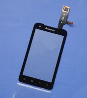 Lenovo A660 origianl touch screen Original brand new White / Black  +Free shipping via CA