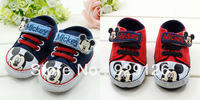 Wholesale 6 pairs/lot,cute hello cat baby shoe soft non-slip sole toddler shoes lovely pre-walker fist walker shoes,2 colors