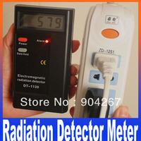 High Quality DT-1130 Digital Electromagnetic Radiation Detector Sensor Indicator EMF Meter Tester 50Hz~2000MHz