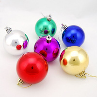 3CM SHINY CHRISTMAS BALL ORNAMENT for CHristmas decoration #2112