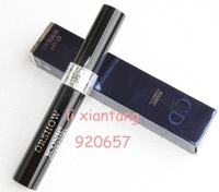 (12pcs/lot)Free shipping Bisque feng double effect mascara instantaneous become warped 4 d omni-directional thick curing mascara
