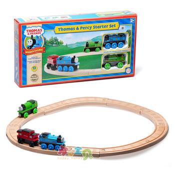 Tomy thomas wooden set thomas the train alloy toy . 9