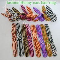 flashing bunny ears Bunny Ear Headband FREE SHIPPING 22PCS/LOT rabbit ear headband hair bands