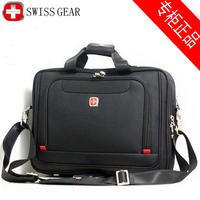 Swiss gear laptop bag male 14 15.6 handbag shoulder bag business bag