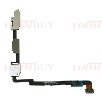 New Sensor Ribbon Home Button Flex Cable For Samsung N7100 Galaxy Note2 NoteII