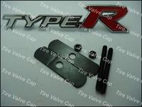 Black Type R Typer Grill badge grill emblem