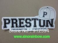 Custom personalized vinyl die cut sticker