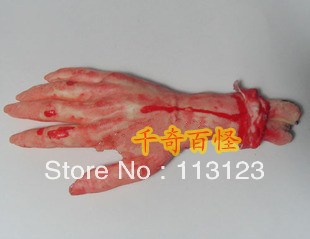 free hipping Halloween shock toys gift 6pcs Gags & Practical Jokes