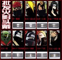 Free shipping new products for 2013 japanese anime cosplay naruto headbands+ naruto akatsuki rings Combination kids jewelry toys