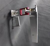 RC parts-model DIY 4mm rudder shaft mount 115mm ghost ship professional