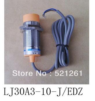 Inductive Proximity Sensor LJ30A3-10-J/EDZ 4Wire NC+NO AC90-250V 400mA Proximity Switch sensor switch