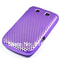 Wholesale or Retail THE PATRON SAINT OF PHONE NEW PLASTIC NET HARD MESH HOLES SKIN CASE PROTECTOR GUARD COVER FOR BLACKBERRY9800