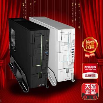 Magic cube computer desktop host mini itx htpc computer case power supply 300w set usb3.0