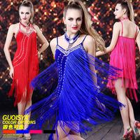 Fashion elegant fashion costume ds costumes performance tank dress wear new arrival
