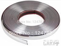 2.0cm x 15M Decorative Ribbon Roll Sticker DIY Car Decoration Trim Line Free Shipping