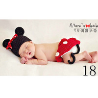 New arrived, Baby photography clothing, infant animal design Minnie modeling, Best gift, hurry make order for you baby